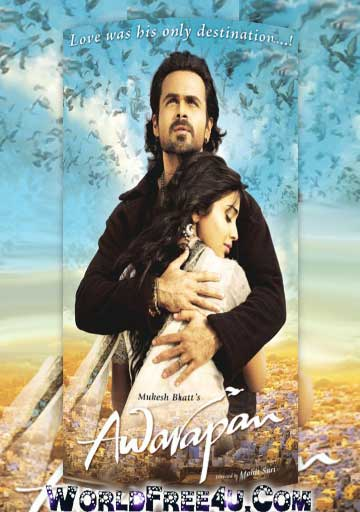 Poster Of Hindi Movie Awarapan (2007) Free Download Full New Hindi Movie Watch Online At worldfree4u.com