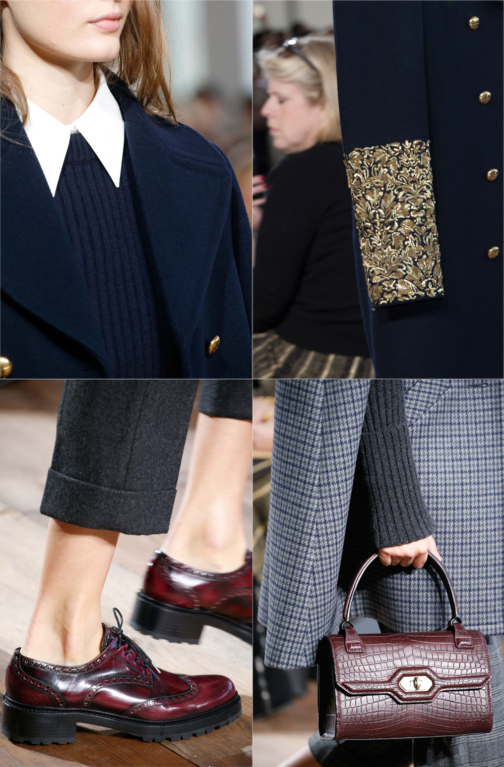 Designer look for less inspired by Michael Kors FW 2015 via www.fashionedbylove.co.uk british fashion blog