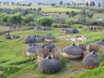 Thaba-Bosiu Cultural Village, Lesotho