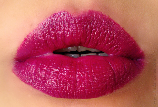 Wet n Wild Megalast Lipsticks - You can never get Enough - RedAliceRao
