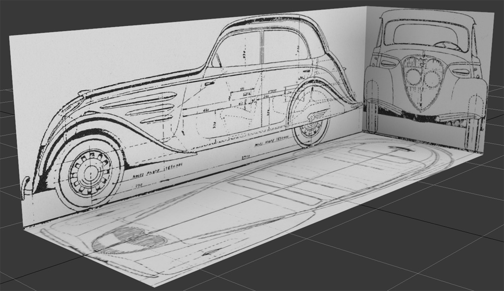 3d modeling for the flightsim il 2 sturmovik setting up the blueprints just wanted to show you some images of how i have set up the blueprints in 3ds max malvernweather Choice Image