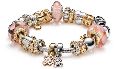 Pulseras Pandora y sus accesorios - Claudia Rafaella - moda, belleza