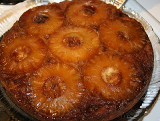 Make Pineapple Upside Cake