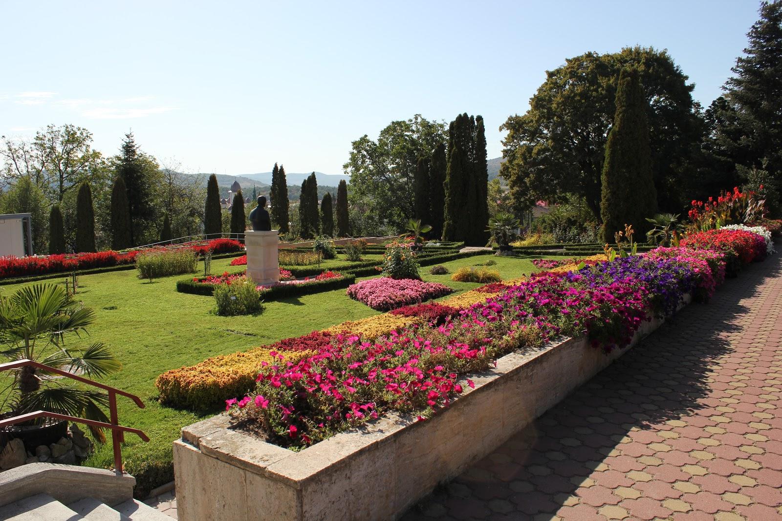 Arte y jardiner a jard n bot nico vasile fati de jibou for Jardin botanico cursos