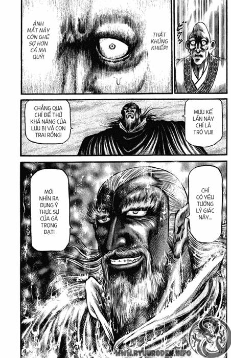 Chú Bé Rồng - Ryuuroden chap 97 - Trang 26
