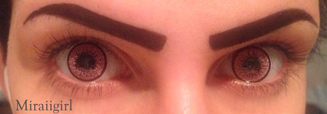Mesmerizing Halloween Pink Eyes: Blytheye Pink Circle Lenses