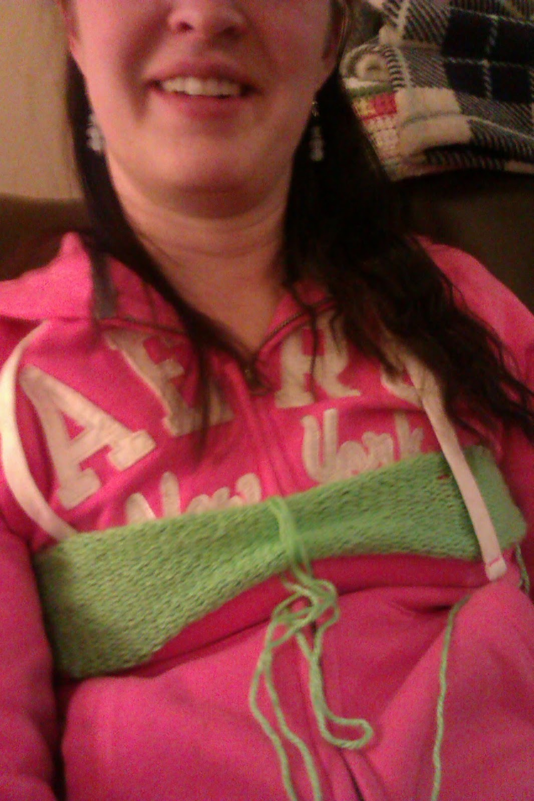 Knitting Goes Wrong : And so it goes knitting gone wrong