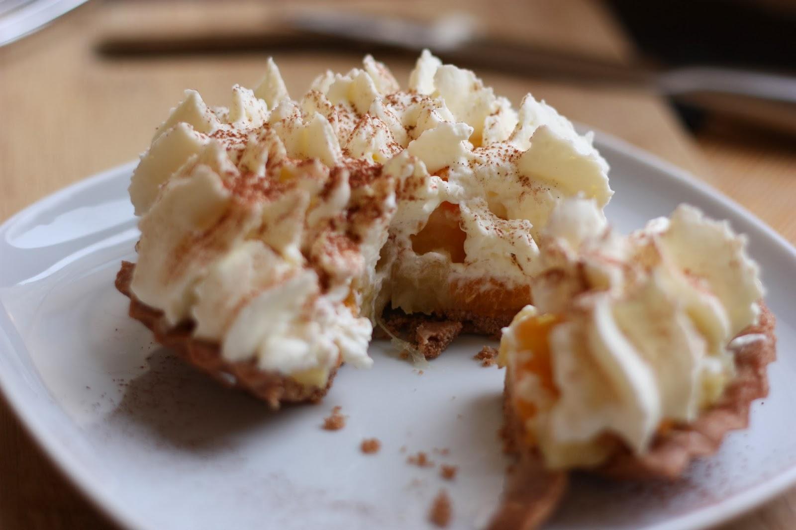 j am 232 ne le dessert tartelettes aux fruits d hiver par le les petits plats de