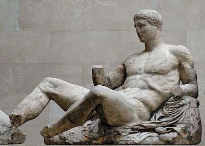 Escultura de Dionísio