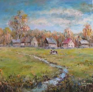 Российский художник. Светлана Круглова
