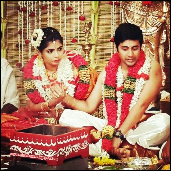 Actor Rahul Ravindran And Chinmayi Sripaada Wedding Photos