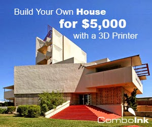 build your own house for 5 000 using a 3d printer