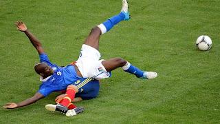Balotelli buscó el gol