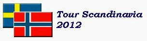 Tour Scandinavia 2012