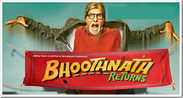 Bhoothnath Returns 2014 Hindi Movie Watch Online