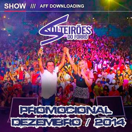Solteirões do Forró – Promocional de Dezembro – 2014