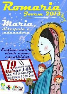 1° Romaria Jovem Salesiana