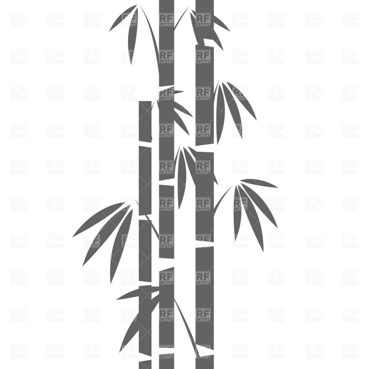 Bamboo Art Design : Bamboo grove photo drawing