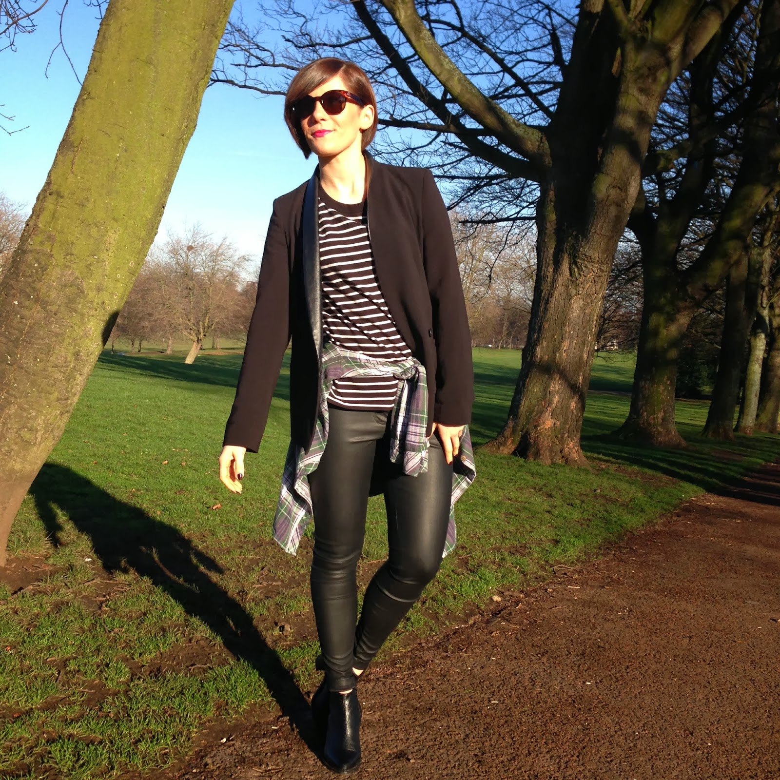 Zara Top Lucy Higgins Blog Blogger Girlabouttown Girl About Town Fashion