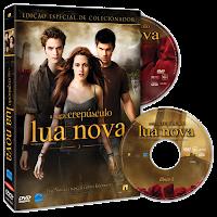 DVD de LUA NOVA (Duplo)