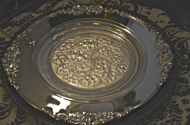 chose some of our lalique plate of the year crystal plates when