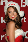 . Audrina Patridge in Santa Dress Hot Pictures, Holly Celeb Audrina .