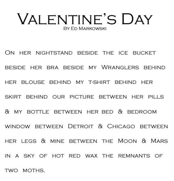 Rude Valentine Poems Quotes Valentine s engagement winner the