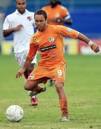 Jonathan Faña, el  mejor fútbolista RD