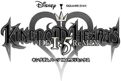 kingdom hearts hd collection 1.5 ReMIX