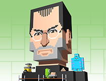 3D pixel (voxel) art • 3D pixel illustrations • 3D pixel portraits • cubic artwork | 3D pixel (voxel) art • 3D pixel illustraties • 3D pixel portretten • kubiek artwork