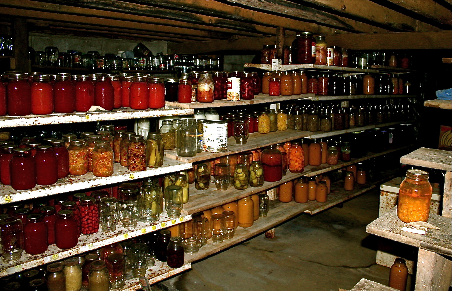 Farmwife at Midlife -: 'Obsessive Canning Disorder' Much?