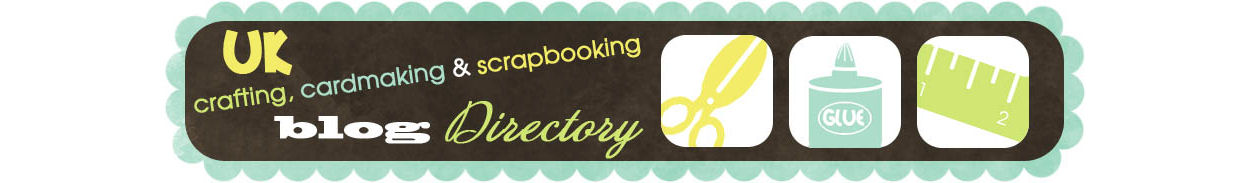 UK Crafty Scrap Blog Directory