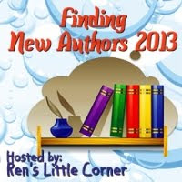 New Authors Reading Challenge 2013