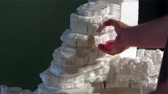 Charmant How To Make A Tabletop Waterfall By LizardLandscapes
