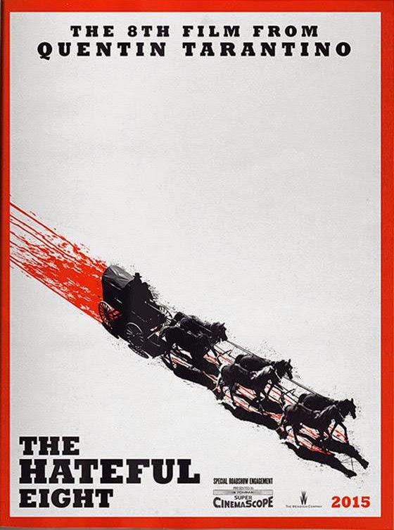 "Filtrado el teaser de ""The Hatefull Eight"", la nueva obra de Tarantino"