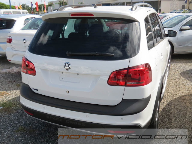 VW SpaceFox 2014