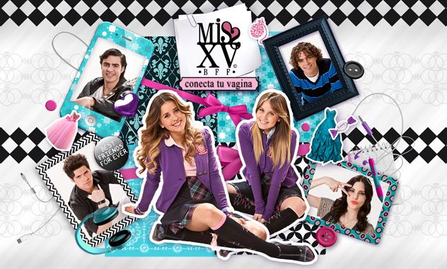 Miss XV Una telenovela para aprender a ser mujer y un objeto