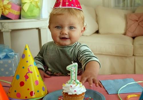 photo anniversaire bébé