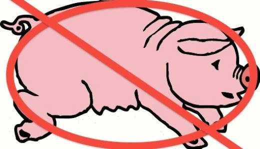 Image result for Eating Pork is forbidden in the Quran