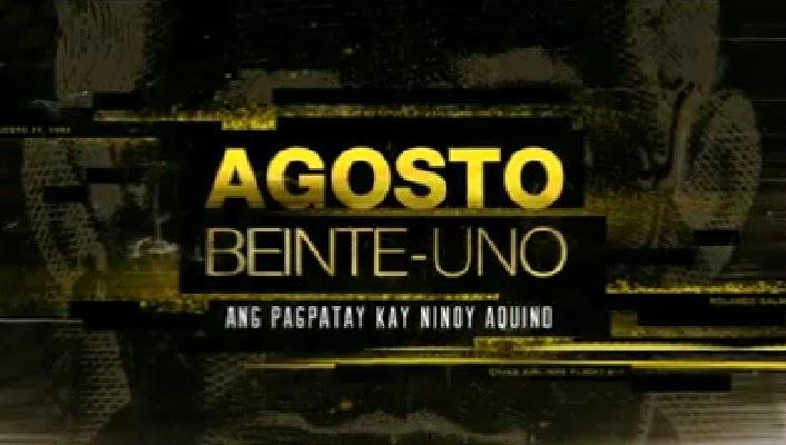 Agosto Beinte-Uno: Ang Pagpatay Kay Ninoy Aquino