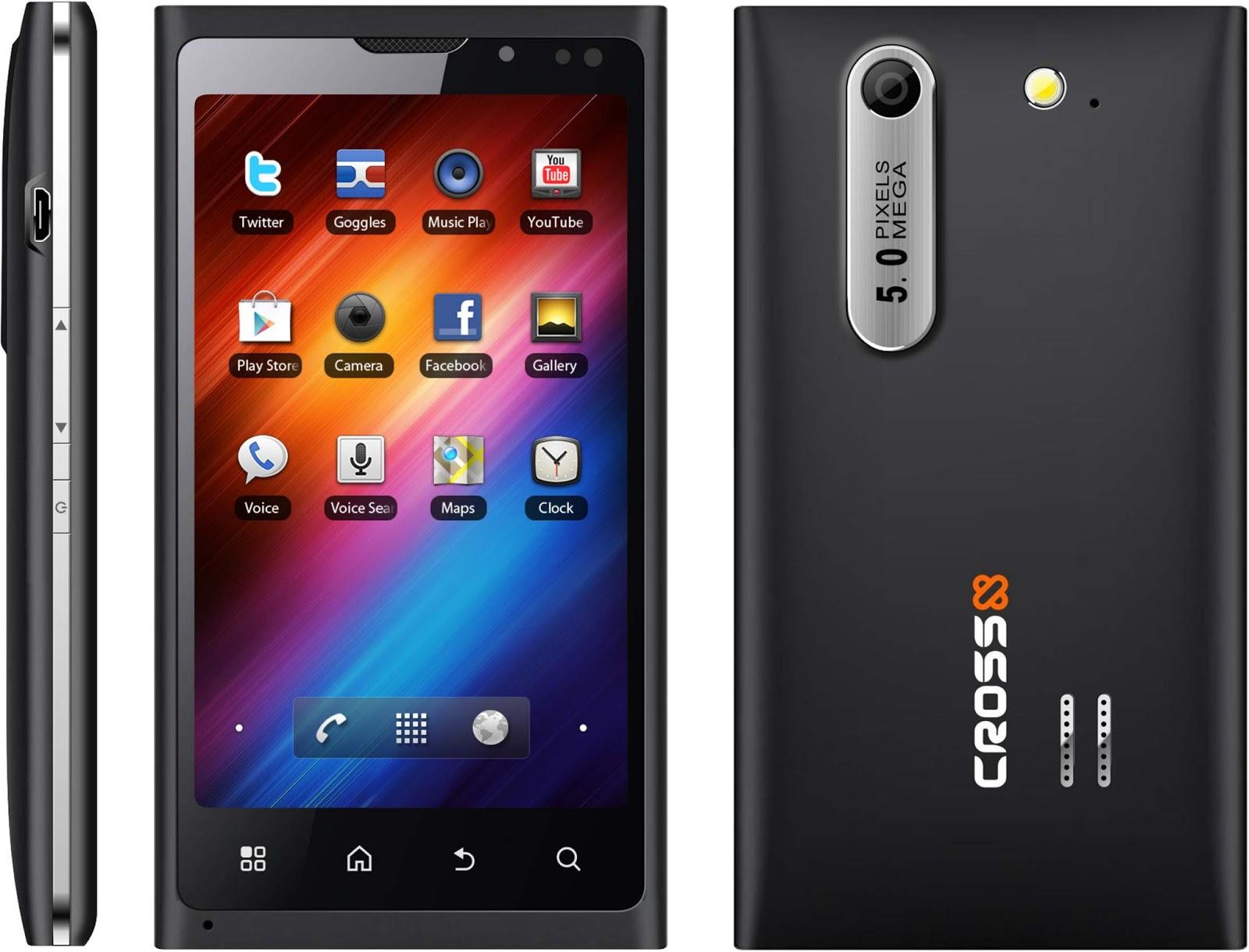 Cross a7s Ponsel Android Harga Di Bawah 1 Jutaan Bisa BBM