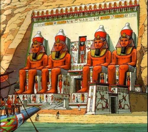 EGIPTE 3D II