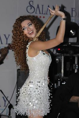 Myriam Fares:Découvrez ses photos en Chypre
