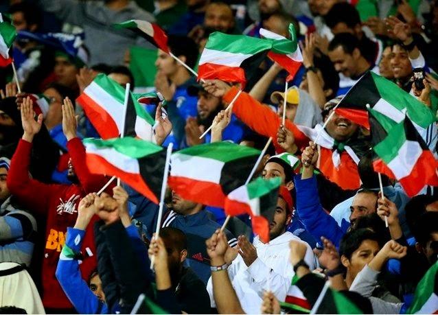 قصيدة عن منتخب الكويت 2015