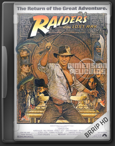 Saga Indiana Jones (BRRip FULL HD Inglés Subtitulada)