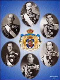 Οι 6 Ορθόδοξοι Έλληνες Βασιλείς