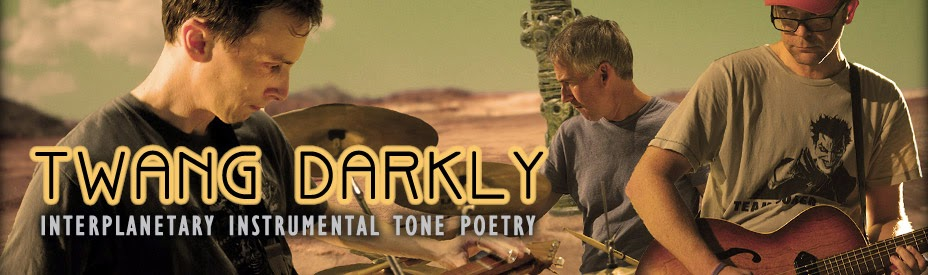 Twang Darkly -- original Appalachian fusion music for mountain dulcimer and what-not