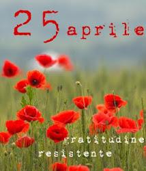 25 Aprile: Festa della Lberazione