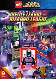 Lego Liga da Justiça Vs Liga Bizarro – Dublado
