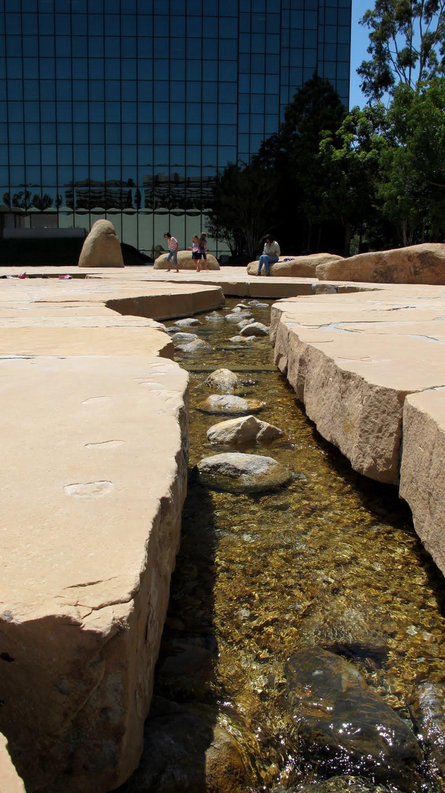 365 los angeles: #183: Noguchi Sculpture Garden